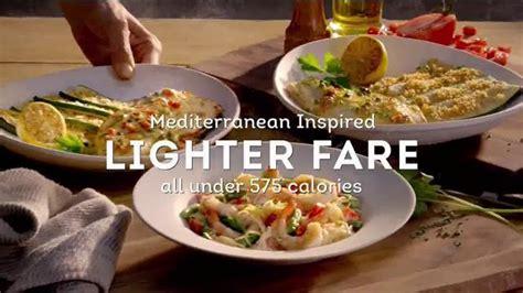 Lighter At Olive Garden What Olive Garden Lighter Fare Tv Spot Mediterranean Inspired Ispot Tv