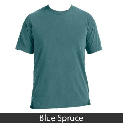 comfort colors blue spruce sorority comfort colors t shirt clothing and gear