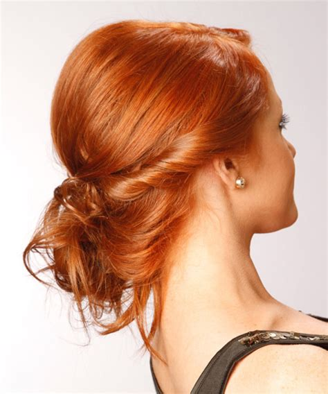 formal hairstyles red hair updo long curly formal braided updo hairstyle medium red