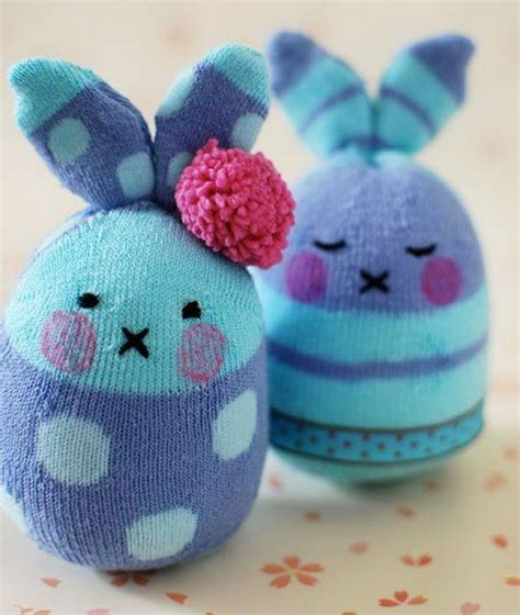 sock crafts easter craft ideas for hative