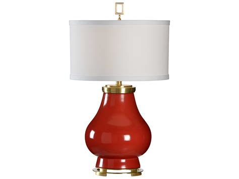 Ceramic Table L Fittings by Wildwood Ls Color Oxblood Ceramic Brass Fittings
