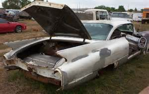 60 Cadillac Coupe For Sale 1960 Cadillac Series 62 2 Door Hardtop White For Sale