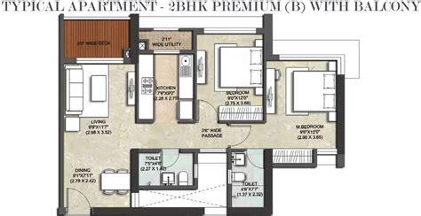 paramount floor plan kalpataru paramount by kalpataru group in thane west