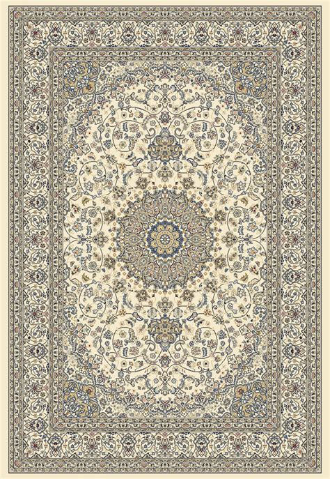 Ancient Rugs by Dynamic Rugs Ancient Garden 57119 6464 Ivory Ivory 64