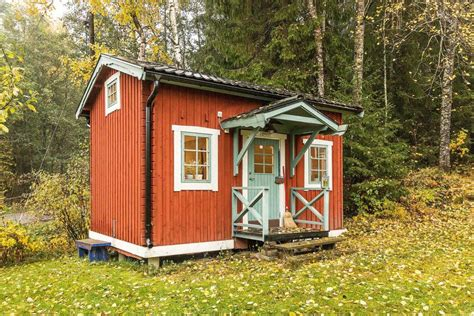 tiny guest house tiny guest cottage on a farm in sweden small house bliss