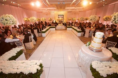 wedding and reception in same room small ceremony venue on a budget the knot