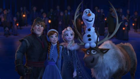 frozen xmas film disney short olaf s frozen adventure is a bridge to