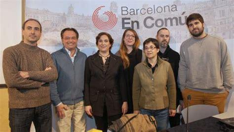 barcelona en comu guanyem barcelona cambia de nombre y se presentar 225 como