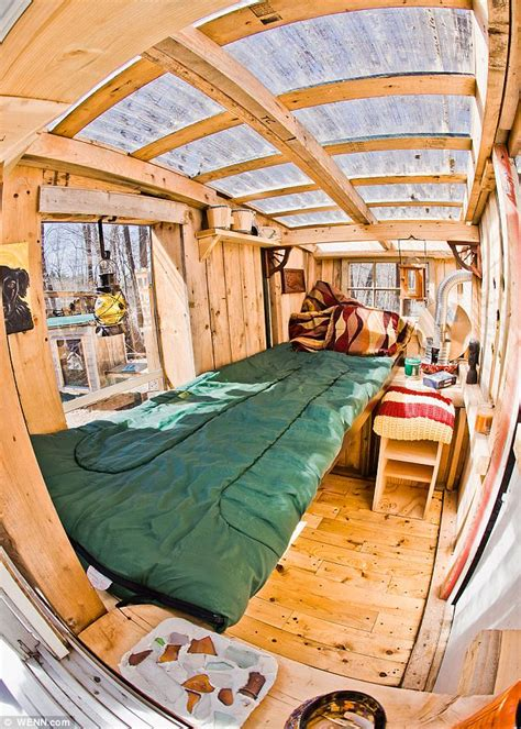 the charming eco friendly micro houses made from household