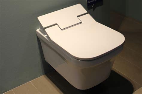 Duravit Toilet Douche by Duravit Vereenvoudigt Douche Wc Installatie Nl