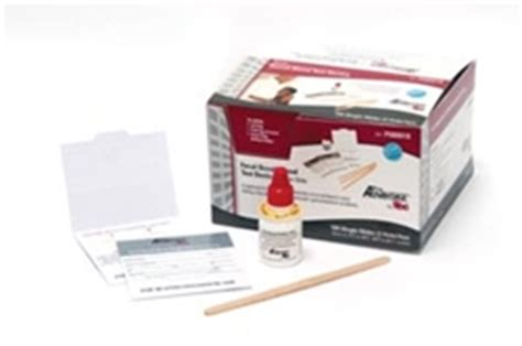 fecal occult blood test ultra lab pack proadvantage 100 box