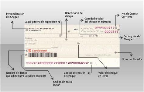 ley 191985 de 16 de julio cambiaria y del cheque vii firma aut 243 grafa del librador