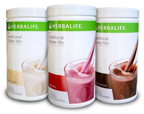 jenis jenis produk herbalife  manfaatnya dietehat