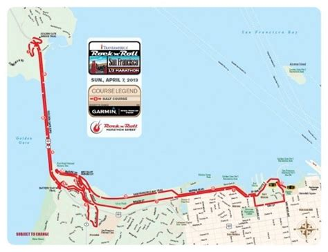 san francisco race map pin by melinda athey on runner