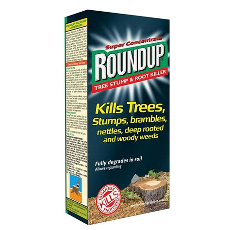 scotts roundup tree stump root killer garden world