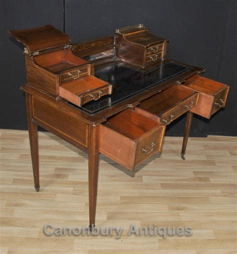 carlton house writing desk antique edwardian carlton house desk writing table 1910 ebay
