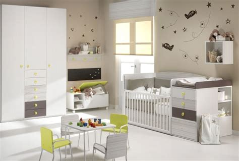 chambre bebe mixte d馗o photo chambre bebe mixte visuel 6