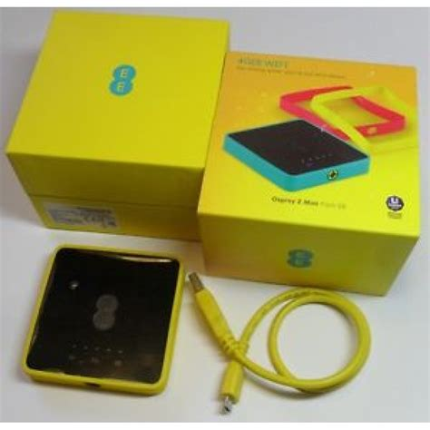 ee mobile wifi osprey 2 mini mobile wi fi 4g from ee in east