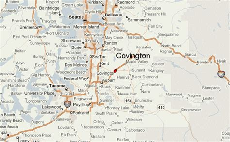 guide urbain de covington 201 tat de washington