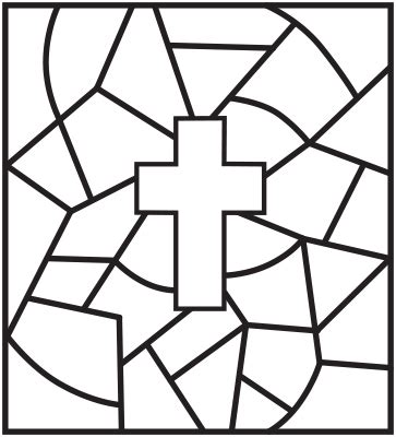 stained glass window templates vbs downloads mighty fortress vacation bible school 2017