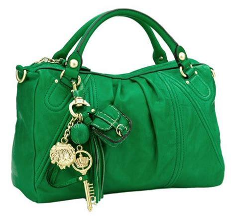 green couture handbags thegloss