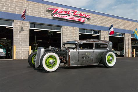 ford model a rat rod 1930 ford model a fast classic cars