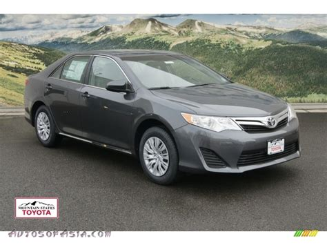 magnetic gray 2012 toyota camry le in magnetic gray metallic photo 7 190129 autos of asia japanese and