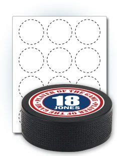 Best 25 Hockey Puck Ideas On Pinterest Hockey Stuff Hockey Room And Hockey Bedroom Hockey Puck Sticker Template