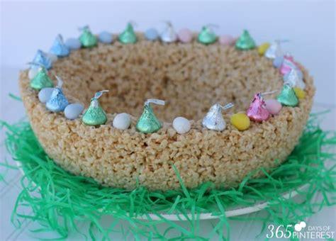 edible easter baskets easy easter craft hip2save edible easter basket simple and seasonal