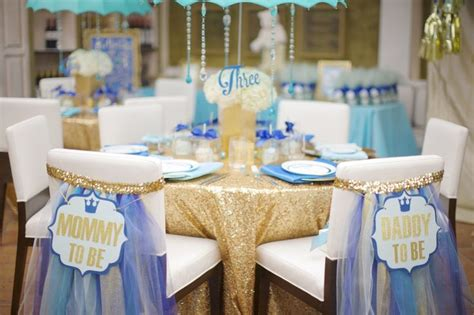 royal blue and gold baby shower chair 115 best royal baby shower images on