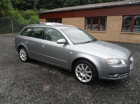 used 2005 audi a4 used audi a4 2005 petrol 3 2 fsi quattro se estate grey