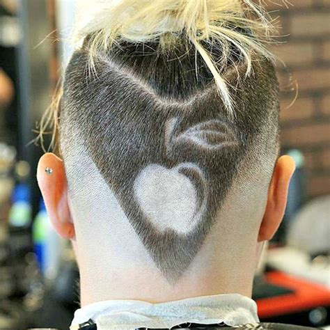 v shaped hairstyle for man the v shaped haircut