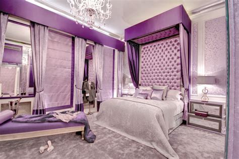 luxury purple bedroom 15 luxurious bedroom designs with purple color