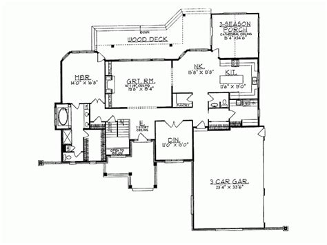 1 5 Story Open Floor Plans eplans french country house plan fairy tale elegance