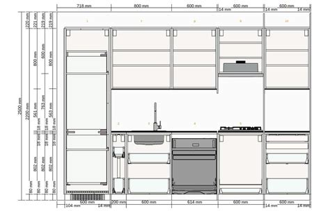 keuken kopen programma alle afmetingen in cm pdf