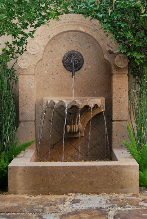 home decor appealing wall fountain with fountain