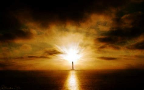 A Light Shining In Darkness by Yeshua Jesus Is Lord The Lighthouse