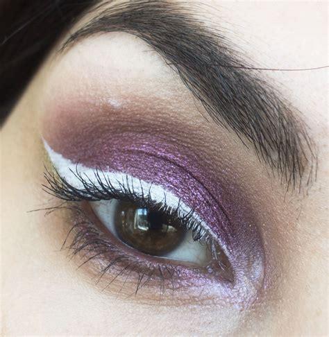 Eyeliner White review inglot amc gel eyeliners 76 white and 77 black