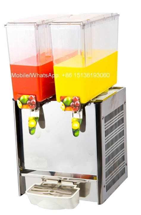 Juice Dispenser Machine 3 tanks china cold fruit juice dispenser machine for sale