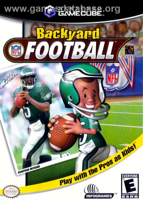 Backyard Football 2002 by Backyard Football Original 2015 Best Auto Reviews