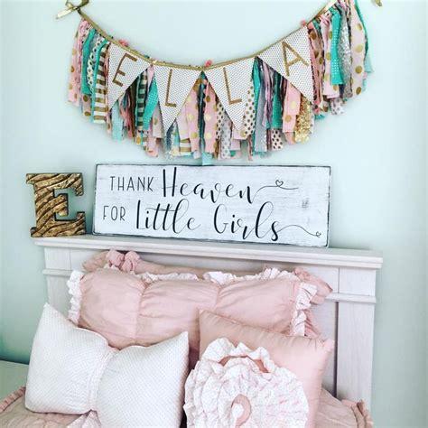 Bedroom Garland by Best 25 Fabric Garland Ideas On Rag Banner
