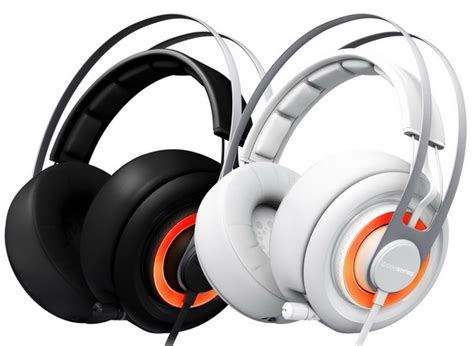 Headset Steelseries Siberia Elite steelseries siberia elite gaming headset review