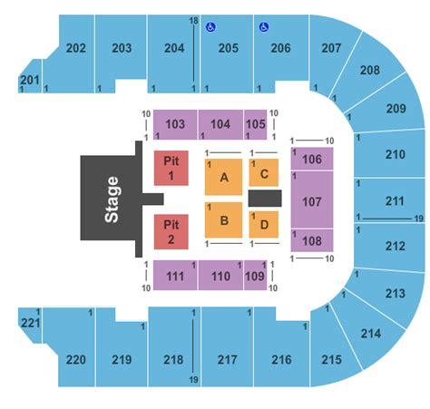 bancorpsouth arena seating map miranda lambert tupelo tickets 2017 miranda lambert