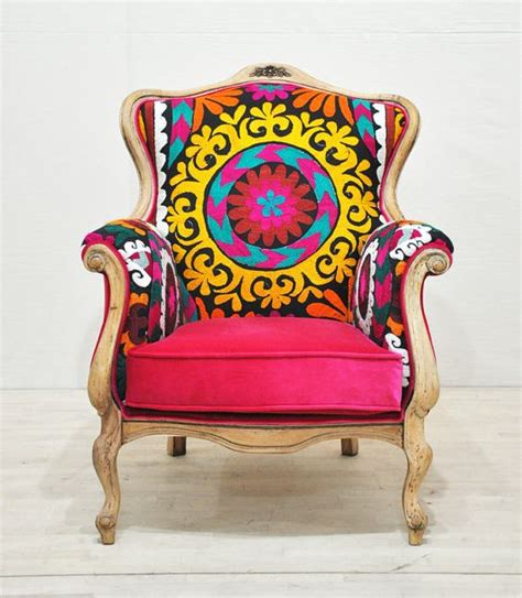 vintage armchair pink vintage armchair pink suzani the armchairs and happy
