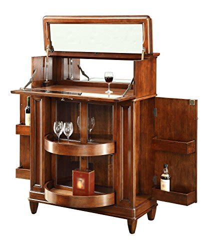 Espresso Bar Cabinet Pulaski Bar Cabinet Espresso Brown Home Stuff Hub