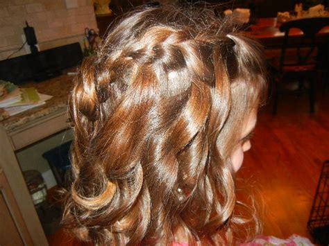 father daughter dance hairstyles for girls hairstyles for little girl fatherdaughter dance