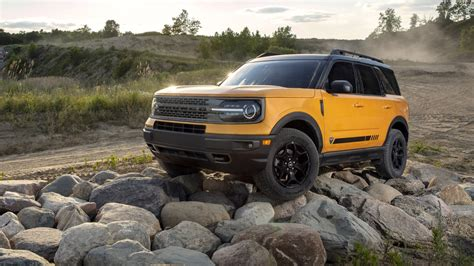 2021 Ford Bronco Wallpaper Desktop