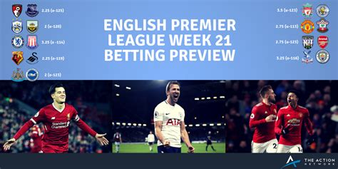 Epl Week 21 | sports betting blog archive sports insights