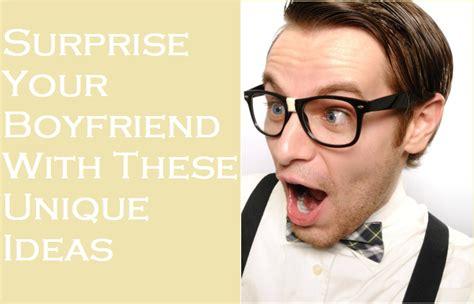 30 unique birthday surprise ideas for boyfriend birthday