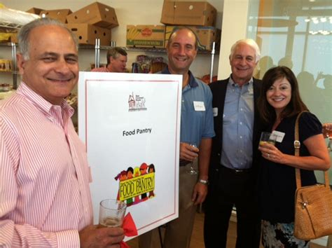 soup kitchen volunteer stamford ct open house for nch raises funds and increases volunteers